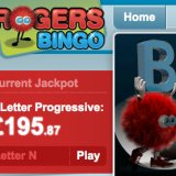 Rogers Bingo Bursts into life with Unique features