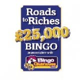 Bingo Clubhouse Sponsors Roads to Riches