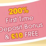 Revamped Tasty Bingo Sign Up Offer Gives 200% and £10 Free