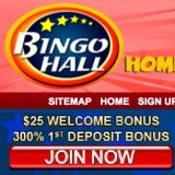 Bingo Hall Rolls out their $200 Funny Farm Chat Rally