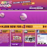 Nutty Bingo Offers a Nutty £5 No Deposit Bonus and Four Free Glossy Mags