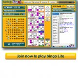 £200 Jackpots Guaranteed Games in Tombola's 2p Bingo Lite Games