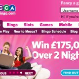 Mecca Bingo make staying in the new going out this weekend