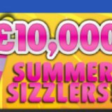 Two More Rounds of £10K Summer Sizzlers from Cheeky Bingo