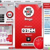 Red Nose Day Bingo Room now Open at Jackpotjoy