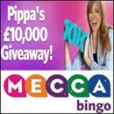 Mecca Bingo Celebrates New Voice In A 10k Giveaway